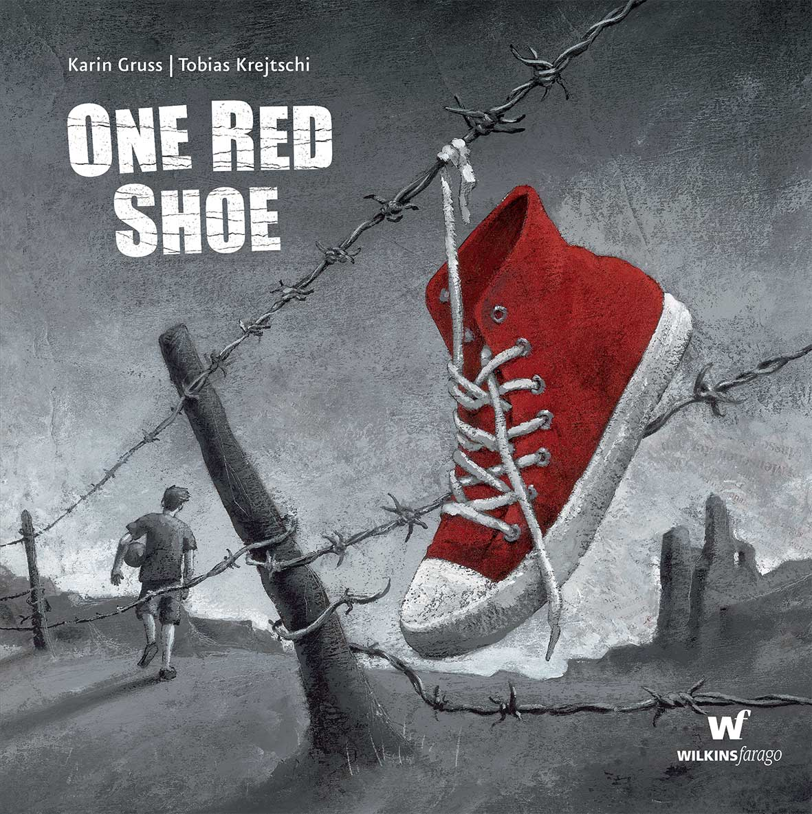 cover Image One Red Shoe